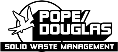 Pope Douglas Solid Wast Management Logo